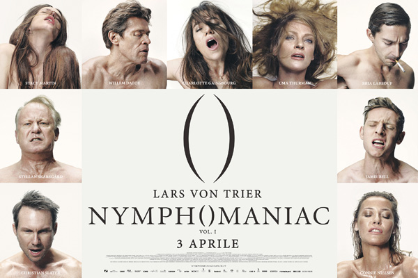 Nymphomaniac Vol.I