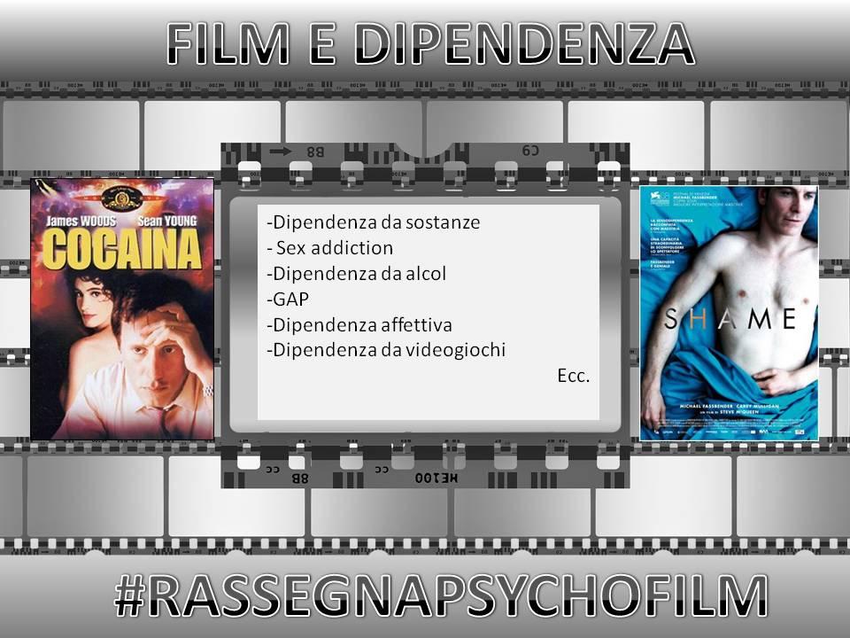 Cinema e dipendenze