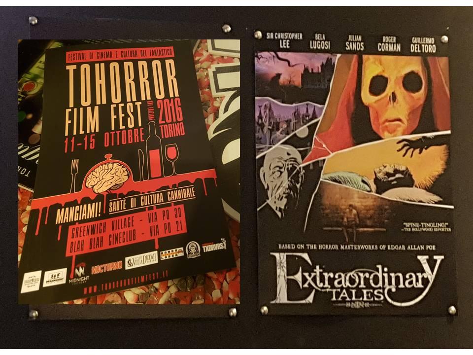 ToHorror Film Fest 2016 – Sezione lungometraggi: Extraordinary Tales
