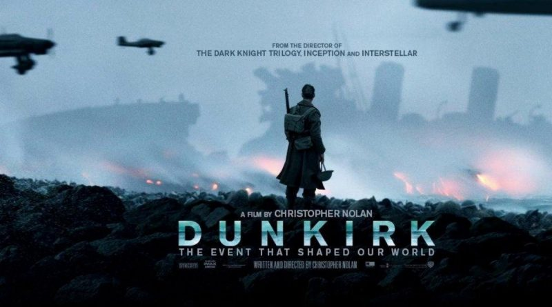 Dunkirk, la guerra secondo Christopher Nolan