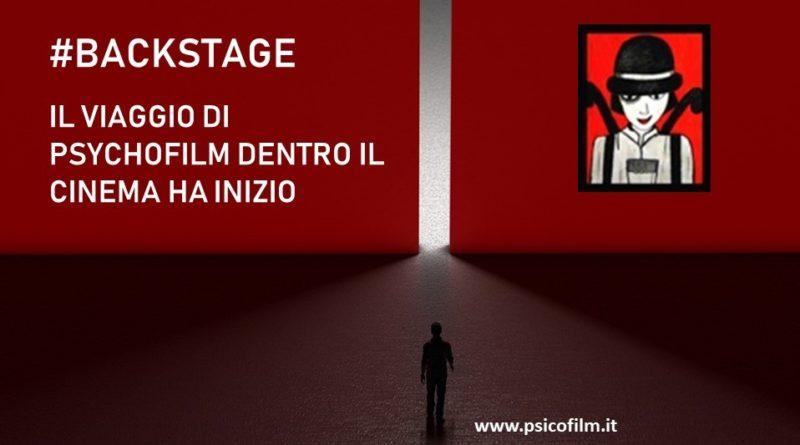 Backstage: il cinema attraverso i suoi protagonisti