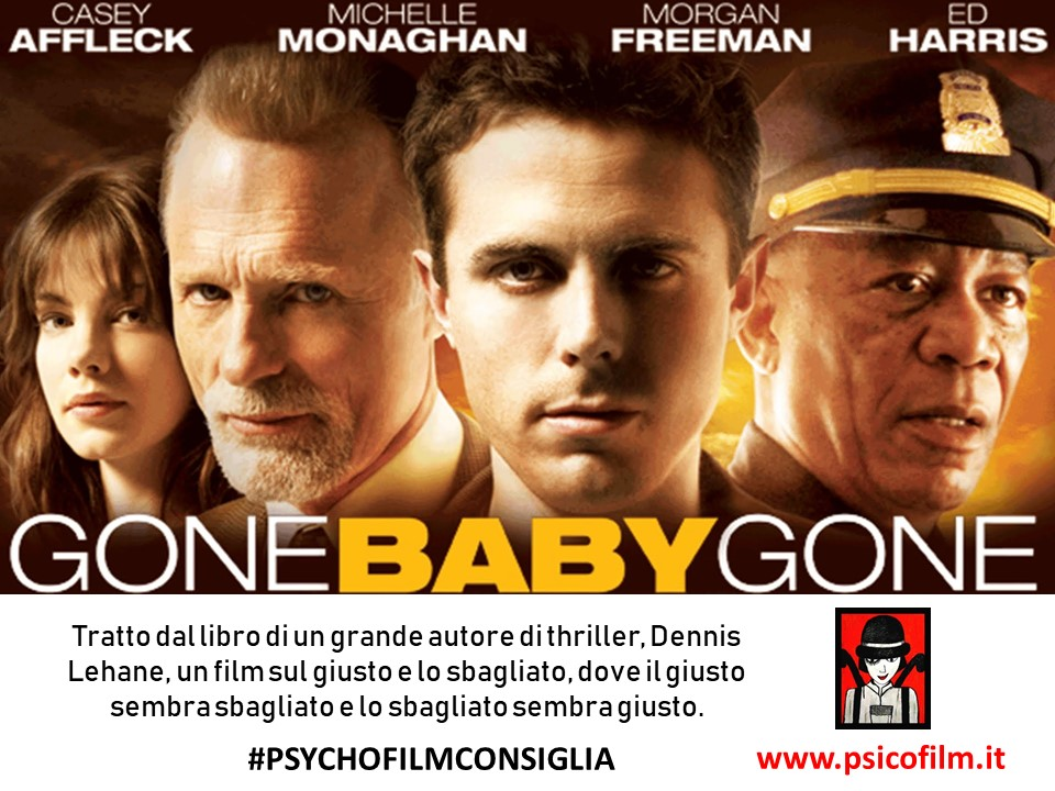 Gone baby gone psychofilm for Sindrome di munchausen per procura