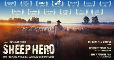Sheep Hero Film Documentario